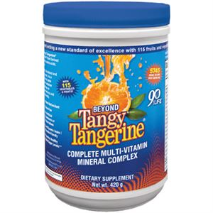 Beyond Tangy Tangerine Product Page