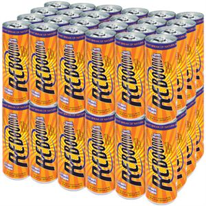 Rebound fx Citrus Fusion Sport Energy Drink Product Page