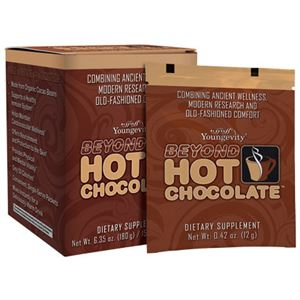 Beyond Hot Chocolate Product Page