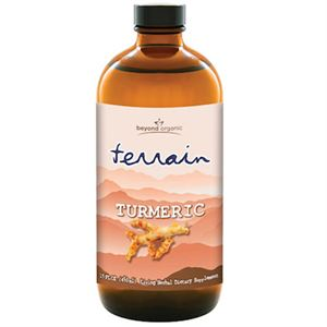 Terrain Turmeric Product Page