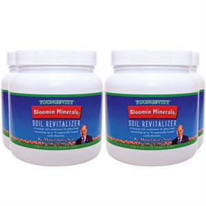 Bloomin Minerals Soil Revitalizer  Product Page
