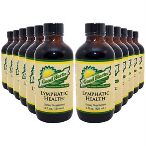 Lymphatic Health   Product Page