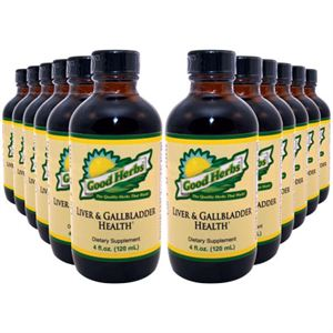 Liver and Gallbladder Health   Product Page