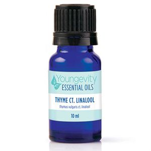 Thyme and Linalool Oil Product Page