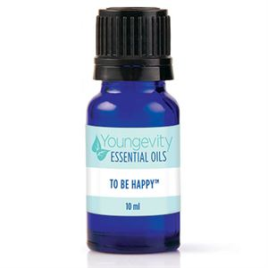 To Be Happy  Oil - 10 ml bottle  Product Page