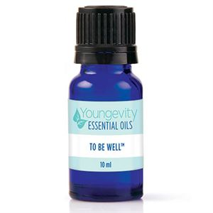To Be Well Essential Oil - 10 ml bottle Product Page