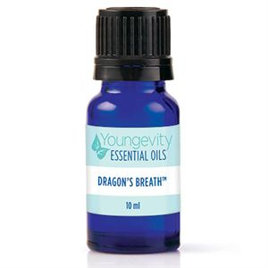 Dragons Breath Essential Oil - 10 ml bottle Product Page