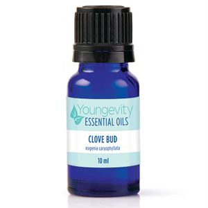 Clove Essential Oil - 10 ml bottle Product Page