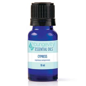 Cypress Oil - 10 ml bottle Product Page