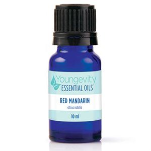 Red Mandarin Oil - 10 ml Product Page