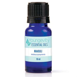 Niaouli Essential Oil - 10 ml Product Page