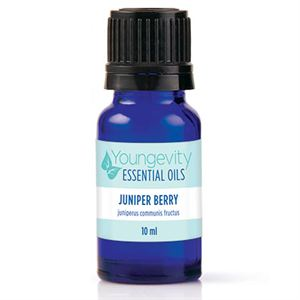 Juniper Berry Oil - 10 ml Product Page