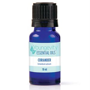 Coriander Oil 10ml Product Page