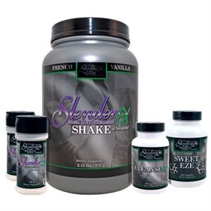 Slender Fx  Weight Management System - French Vanilla Product Page