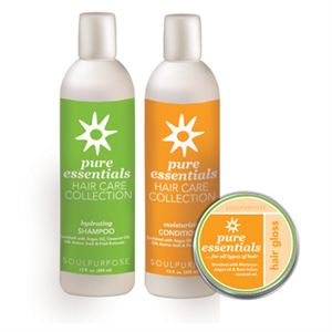 Pure Essentials Healthy Hair Gift Set Product Page