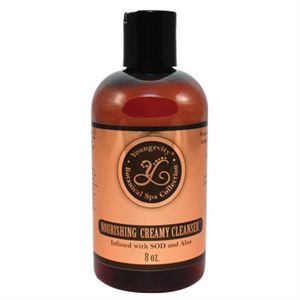 Botanical Spa Nourishing Creamy Cleanser  Product Page