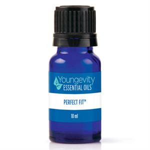 Perfect Fit  Essential Oil Blend  Product Page