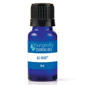 All Heart  Essential Oil Blend - 10ml Product Page