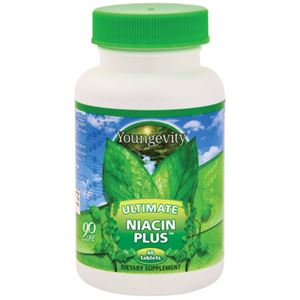Ultimate Niacin Plus  Product Page
