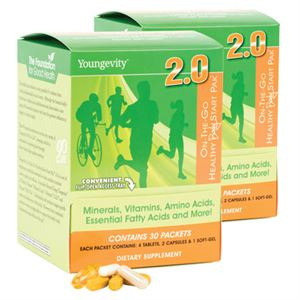 On-The-Go Healthy Body Start Pak  2.0 Product Page