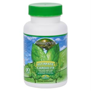 Ultimate Cardio Fx 60 capsules Product Page