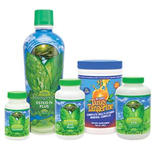 Healthy Body Brain and Heart Pak  Original Product Page
