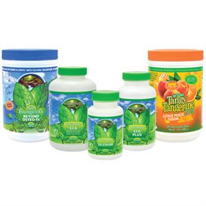Healthy Body Brain and Heart Product Page