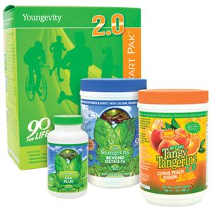 IMD Healthy Body Challenge Starter Pak 2.0 Product Page