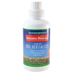 Bloomin Minerals  Liquid Plant Revitalizer Product Page