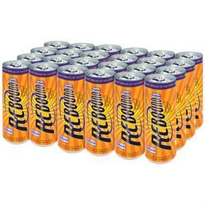 Rebound fx  Citrus Fusion Sports Energy Drink Product Page