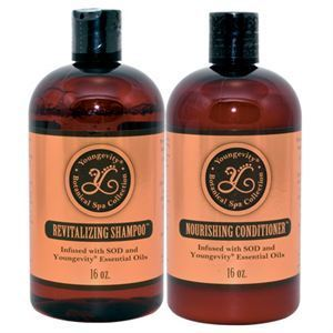 Botanical Spa Shampoo and Conditioner Combo Product Page