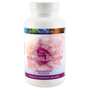 Womenís Hormonal Balancer Product Page