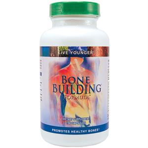 Bone Building Formula Product Page