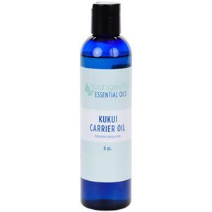 Kukui Carrier Oil - 8 oz Product Page