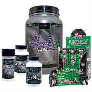Healthy Body Transformation Kit - French Vanilla Product Page