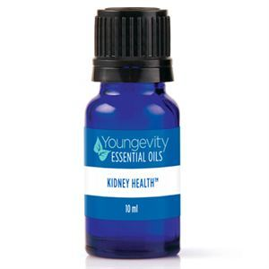 Kidney Health  Essential Oil Blend  Product Page