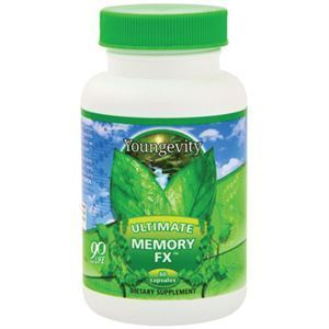 Ultimate Memory Fx 60 capsules Product Page