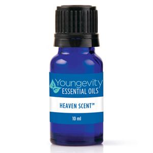 Heaven Scent  Essential Oil Blend   Product Page