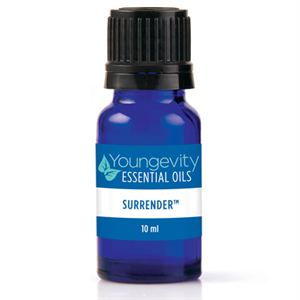 Surrender  Essential Oil Blend  Product Page