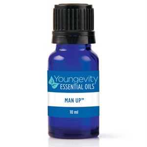 Man Up  Essential Oil Blend  Product Page