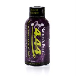Natures Pearl 4.44 Energy Shots  Product Page