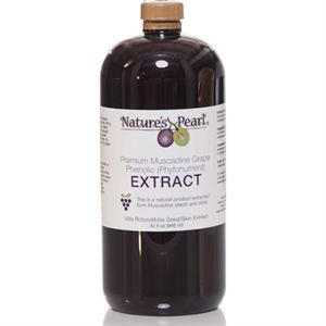 Premium Muscadine Extract Product Page