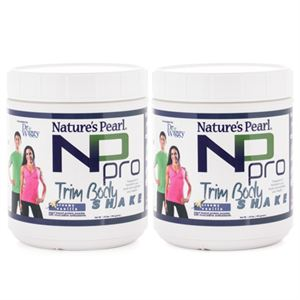 NP Pro Trim Body Shake - Creamy Vanilla  2 ct  Product Page