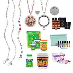 Youngevity Social CEO Mega Pak Product Page